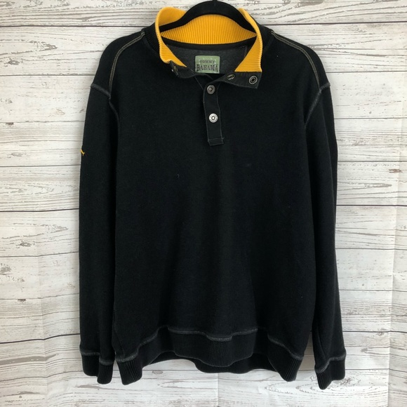 TOMMY BAHAMA STEELERS SWEATER. M 5ae5e226d39ca252211002d2 9fd1a5a1a